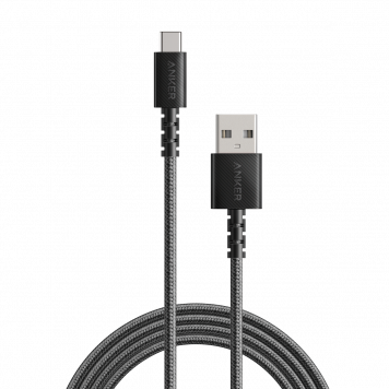 PowerLine Select+ 1.8m USB-A to USB-C Cable