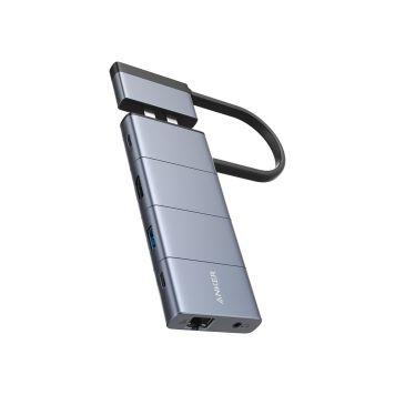 PowerExpand 9-in-2 USB-C Media Hub